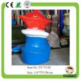 水噴水(TY-70808)が付いている広州の工場価格のスプレー水スライド