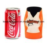 Le néoprène polychrome personnalisé à la mode peuvent et le refroidisseur de bouteille