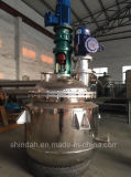 Реактор чайника реакции куртки Ss 500L с ценой по прейскуранту завода-изготовителя