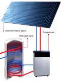 Bomba de calor Thermodynamic solar térmica da água quente do painel