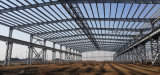 Felsen-Wand-hohes Feuer-Beweis-Leistungs-Stahlkonstruktion-Lager/Werkstatt