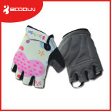 Childrenのための循環のGlove 2016年のHot Sale LightおよびSoft Breathefreely Anti Skidding Indestructible Glove