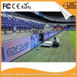 Afficheur LED de périmètre de stade de football d'Afficheur LED du sport P10 en plein air