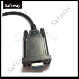 Câble de programmation de talkie-walkie pour Kenwood Tk-385