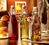 1000のMlジュースのびん、飲むびん、アルコール飲料のガラスビン