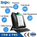 Système de gestion de contenus fonctionnel de cm de Telepower