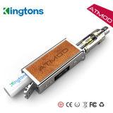 Cigarette électronique de modèle du meilleur d'E cadre de cigarette 60W Atmod de Kingtons