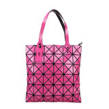 Japan 2016 mit Geometric Folding Single Shoulder Bag/Fashion Big Diamond Lattice Stitching Bags (GB#6X6)