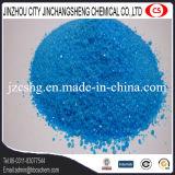 fertilizante granular del microelemento del sulfato de cobre de 2~4m m