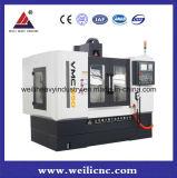 Centro de máquina caliente del CNC de la industria pesada Vmc550 de Weili de la exportación de China