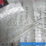 Sacs 50kg tissés par polypropylène transparent à pp