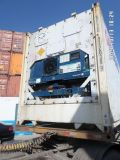 운반대 단위 20FT 사용된 냉장된 콘테이너 40FT 사용된 냉동차 콘테이너