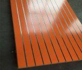 상점 표시판을%s 수출된 급료 고품질 강저 다채로운 멜라민 MDF