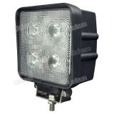 "5 "" 12V 40W 크리 사람 LED 자동 일 빛을 방수 처리하십시오"