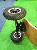 Skate elétrico de quatro rodas do fabricante