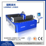 machine de découpage de laser de fibre en métal de la qualité 750W à vendre