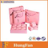 Bolsa de papel de empaquetado de las compras del estilo colorido de China