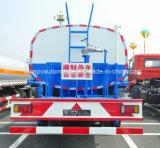 12m3 6 Wielen die Vrachtwagen 12000 Liter Vrachtwagen van het Water van de Bespuitende voor Verkoop bestrooien