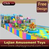 SGS Beautiful Kidsland Indoor Playground con Slide e Ball Pool