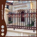 별장 (SJ-W004)를 위한 최상 Prefabricated 강철 담 공급자