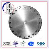 Flange cega 150~2500lbs de aço de carbono A233/A105 na venda