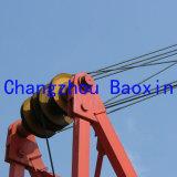 Bloco de polia do guindaste do recipiente de Baoxin