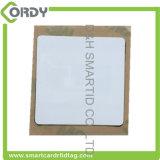 Etiqueta de papel do PVC da etiqueta de 3M do metal da freqüência ultraelevada microplaqueta H3 estrangeira da anti