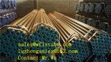 Línea negra tubo, Sch 40 GR de Sch 20. El tubo de acero de B X42, programa 80 el tubo del API 5L ASTM A106