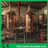 Elektrisches Heizungs-Methodehauptbrew-Bier, das Maschine herstellt