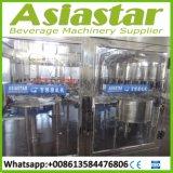 Pequeña máquina de rellenar automática modificada para requisitos particulares del agua mineral de la botella