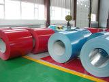 Colorido PPGI bobinas de acero