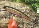 7.5cm d'une première le prix bon marché usine --- La qualité a fait Crankbait de pêche en plastique dur fait sur commande - Wobbler - attrait de pêche de Popper de cyprins