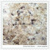 Plakken van het Graniet van Giallo de Sier voor Countertops en Tegels