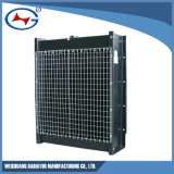 Sc7h250d2: Radiador de aluminio del agua para el motor diesel