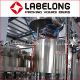 Nueva bebida máquina de envasado de alta velocidad carbonatada para botellas de vidrio