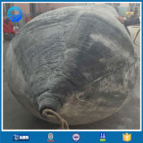Saco hinchable marina de goma de lanzamiento del barco hecho en China