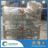 Envase del acoplamiento del metal soldado usado para el almacenaje en tipo de elevación