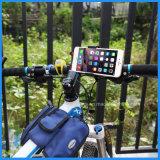 Держатель держателя Bike высокого качества передвижной с местом мобильного телефона голодает замок