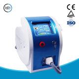 Q commutent la ligne professionnelle laser de face de déplacement de tatouage de laser de YAG de solvant