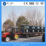 Estilo de John Deere, de cuatro ruedas medio/granja agrícola/compacto/alimentador del jardín
