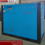 에너지 절약 2단계 Screw VFD를 가진 공기 압축기