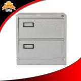 Fach-Metallaktenschrank des Qualitäts-Büro-Möbel-vertikaler Weiß-2