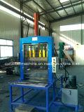 Hidráulica de goma Bale máquina de corte de la máquina / de goma Bale cortador