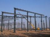 Prefab здание стальной структуры
