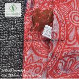 2017 Sjaal van de Manier van de Plaid van de Sjaal van de Viscose van de Hoogste Kwaliteit de Cachou Afgedrukte