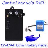Сделайте камеру водостотьким Cr110-7D1 осмотра стока 23mm с кабелем экрана 7 '' цифров LCD и стеклоткани от 20m до 100m