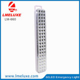 luz 60LED Emergency recarregável portátil