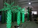 Yayeのセリウム及びRoHSの承認防水IP65屋外LEDのココヤシの木ライト及びLEDのココヤシの木
