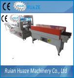 Machine automatique d'emballage en papier rétrécissable de cuvette, machines automatiques de paquet