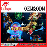 Gioco del re 2 galleria dell'oceano della macchina del gioco dei pesci della Cina/cacciatore di pesca video